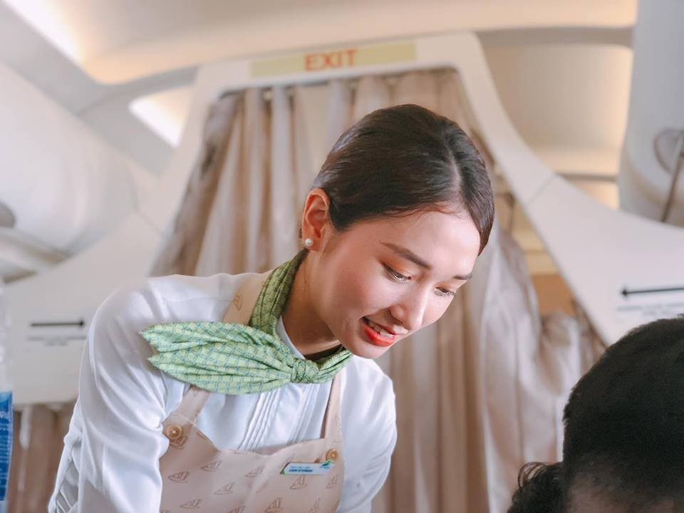 Bamboo Airways tuyển dụng  Tiếp viên hàng không (yêu cầu có kinh nghiệm)